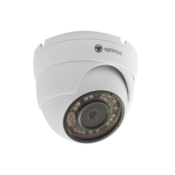 IP видеокамера Optimus IP-E042.1(3.6)P_H.265