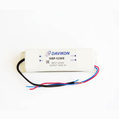 Блок питания Давикон ИВЭП-1230G