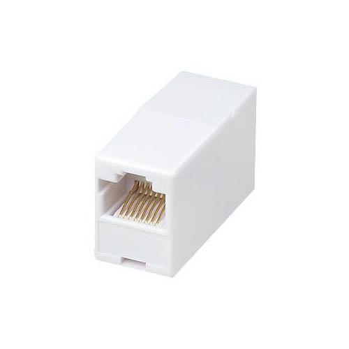 Переходник сетевой LAN (RJ-45, гнездо 8Р8С - гнездо 8Р8С)