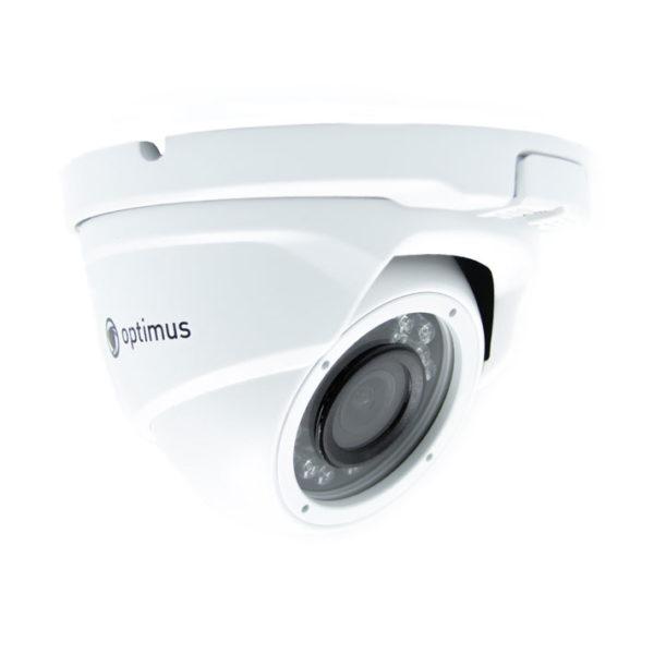 AHD видеокамера Optimus AHD-H042.1(2.8)_V.2