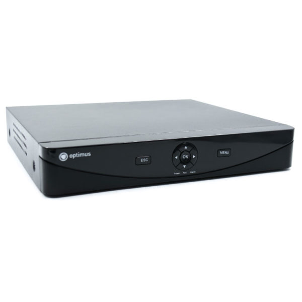 IP видеорегистратор Optimus NVR-5321