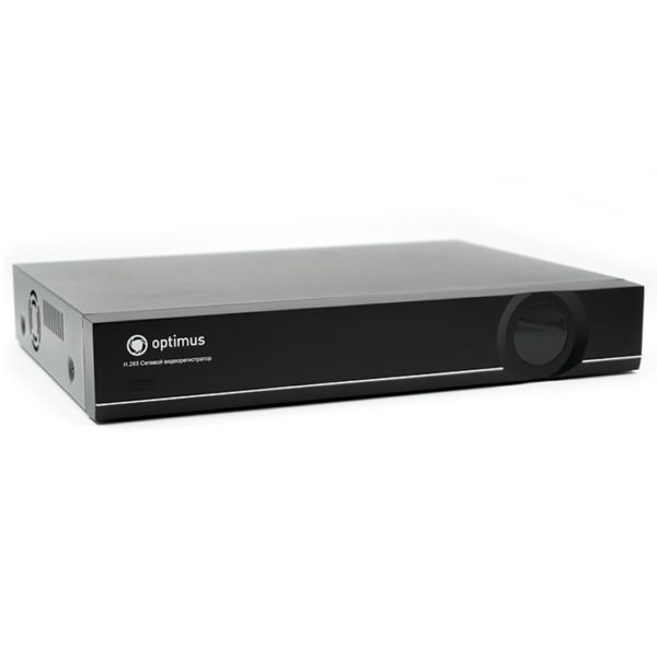 IP видеорегистратор Optimus NVR-5322
