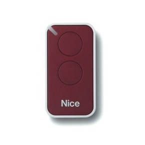 Пульт управления (передатчик) 2-канальный Nice INTI2R