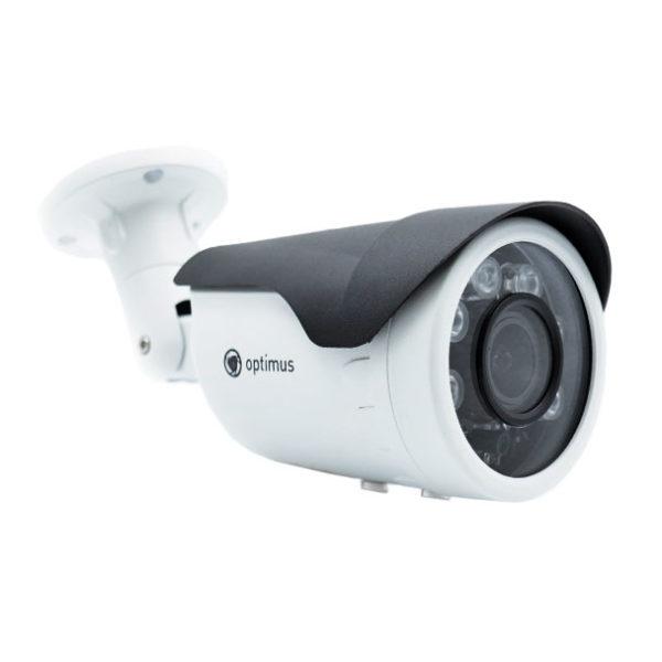 AHD видеокамера Optimus AHD-H012.1(2.8-12)E