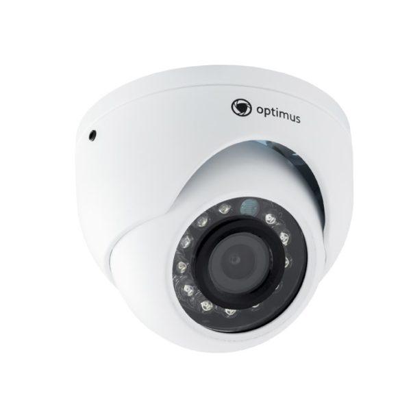 AHD видеокамера Optimus AHD-H052.1(3.6)E