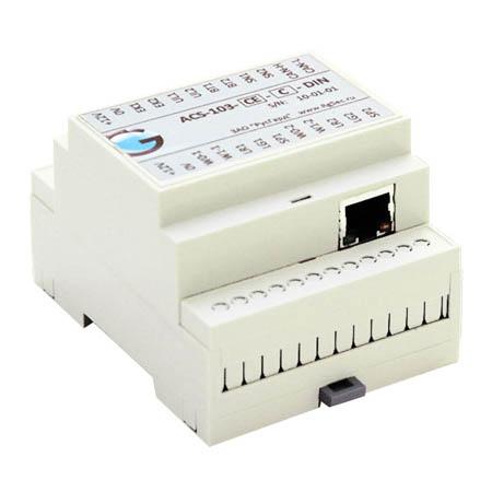 Контроллер СКУД RusGuard ACS-103-CE-DIN (M)