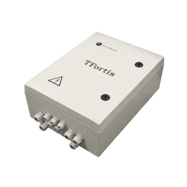 POE коммутатор TFortis PSW-1G4F-Box