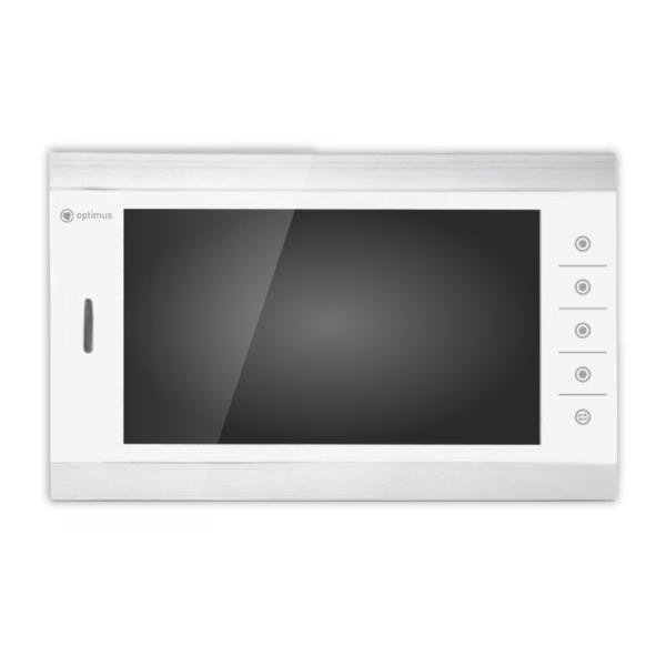 Видеодомофон Optimus VM-10.1 (sw/sb)