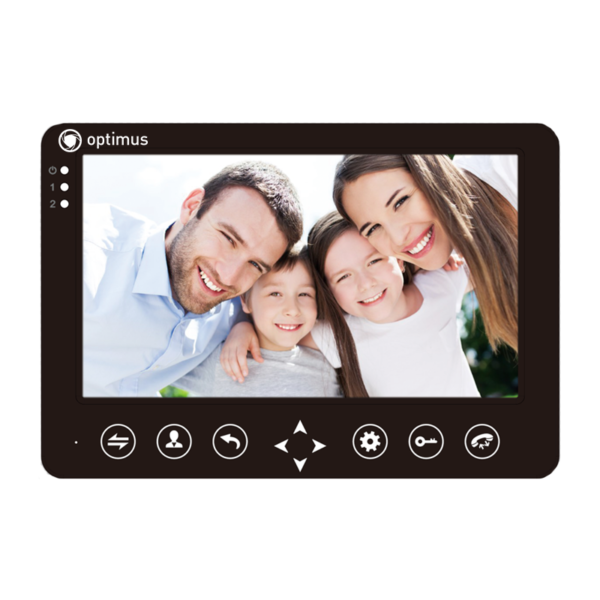Видеодомофон Optimus VM-7.1
