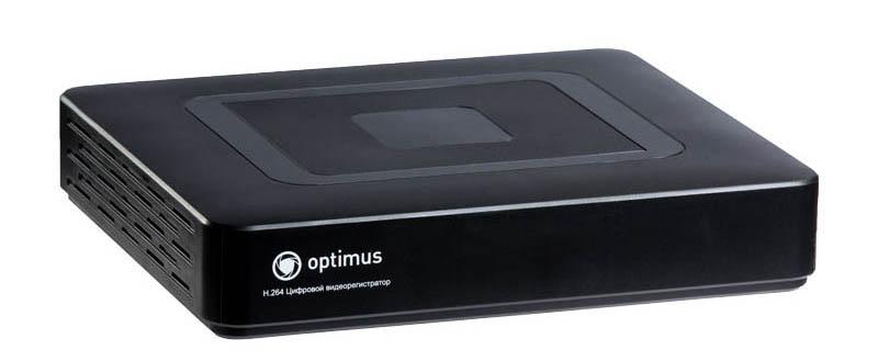 AHD видеорегистратор Optimus AHDR-2004HLE