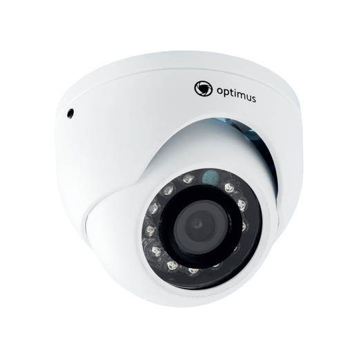 AHD видеокамера Optimus AHD-H025.0(2.8)_V.2