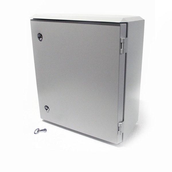 Термошкаф с монтажной панелью ТШ-12