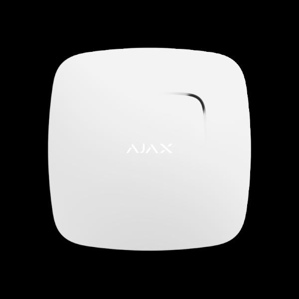 Датчик дыма и угарного газа Ajax FireProtect Plus