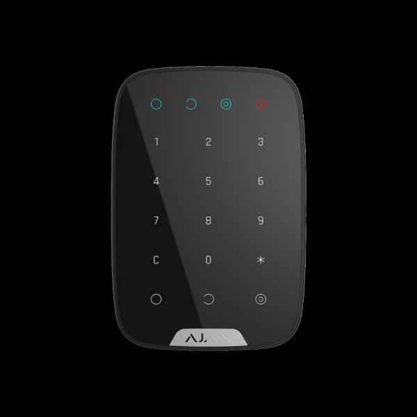 Беспроводная клавиатура с сенсорными кнопками Ajax KeyPad