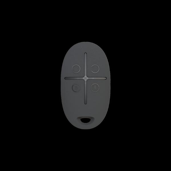 Пульт управления с тревожной кнопкой Ajax SpaceControl