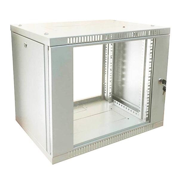 Шкаф телекоммуникационный настенный 19″ 18U