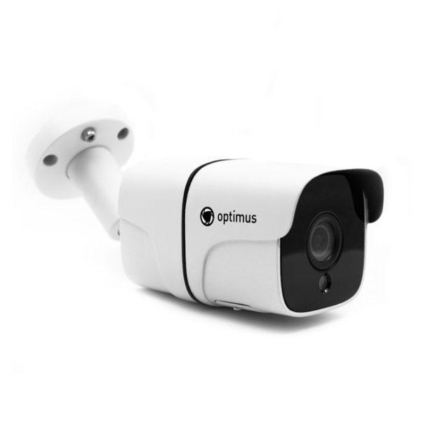 AHD видеокамера Optimus AHD-H012.1(2.8)_V.3