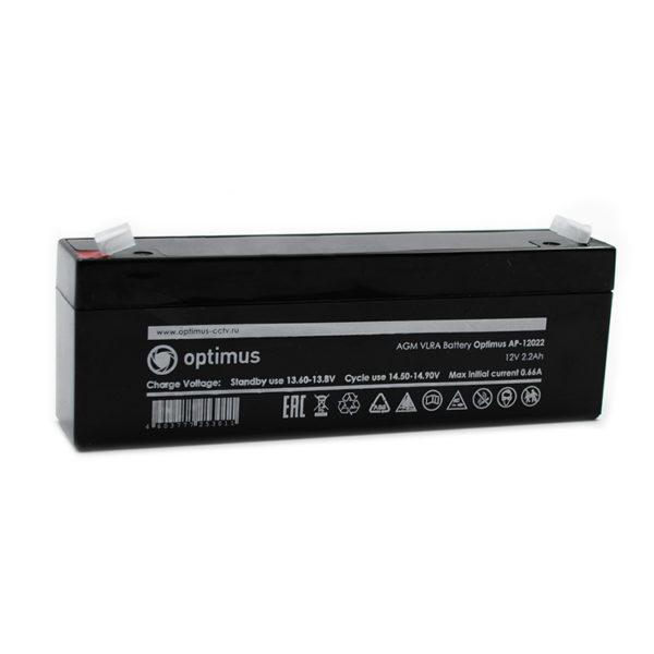 Аккумуляторная батарея Optimus AP-12022