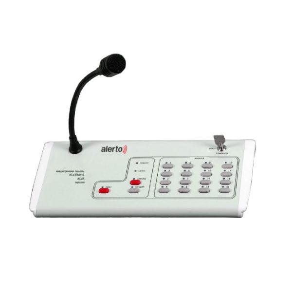 Микрофонная панель Alerto ALV-RM116