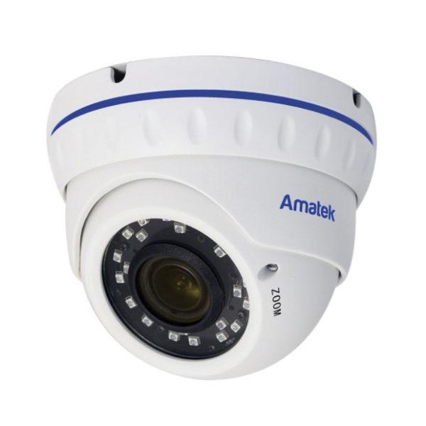 AHD видеокамера Amatek AC-HDV504VSS(2.8-12)