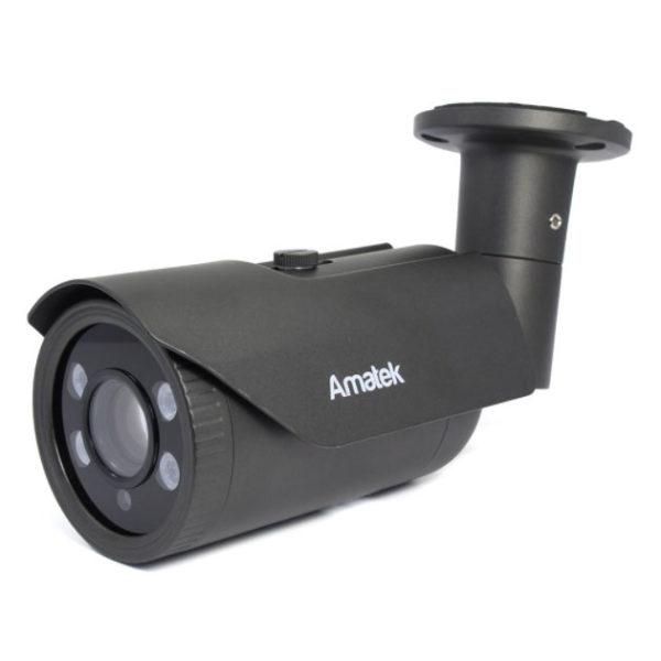 AHD видеокамера Amatek AC-HS205VS(5-50)