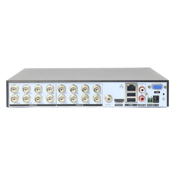 Гибридный видеорегистратор Amatek AR-HT162NX