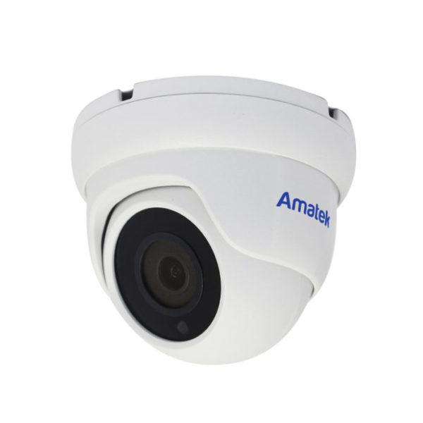 AHD видеокамера Amatek AC-HDV202S(2.8)