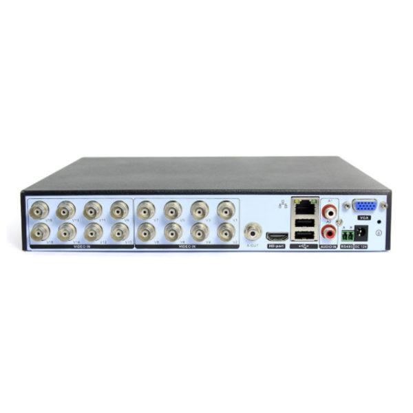 Гибридный видеорегистратор Amatek AR-HTF162X