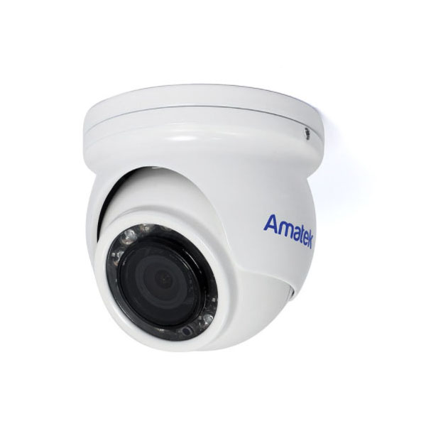 AHD видеокамера Amatek AC-HDV201S(2.8)