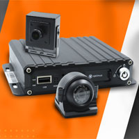 Новинки Optimus для видеонаблюдения на транспорте