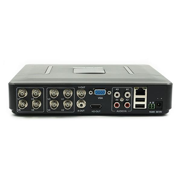 Гибридный видеорегистратор EL RA-581