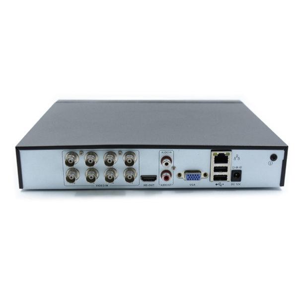 Гибридный видеорегистратор EL RA-881