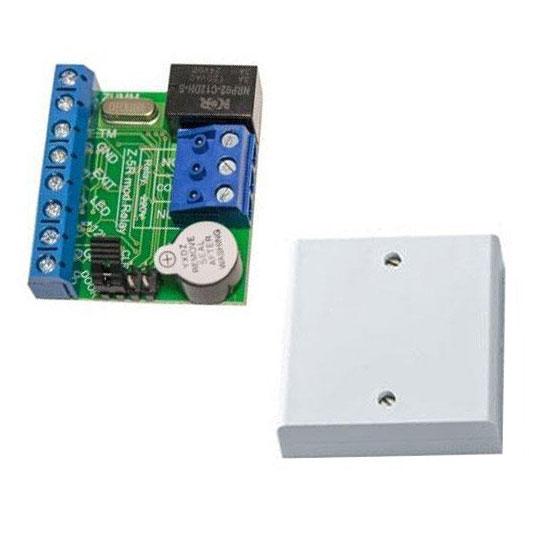 Автономный контроллер СКУД Z-5R (мод. Relay) case