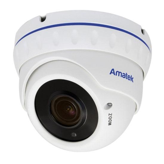 IP видеокамера Amatek AC-IDV519P(2.8-12)