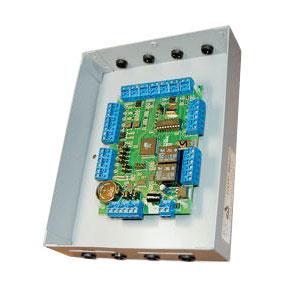 Сетевой контроллер СКУД Gate-8000