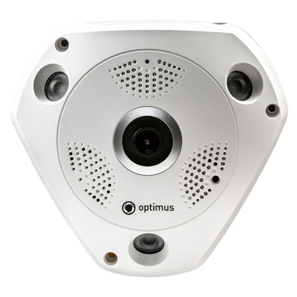 IP видеокамера Optimus IP-E112.1(1.78)PE_V.1