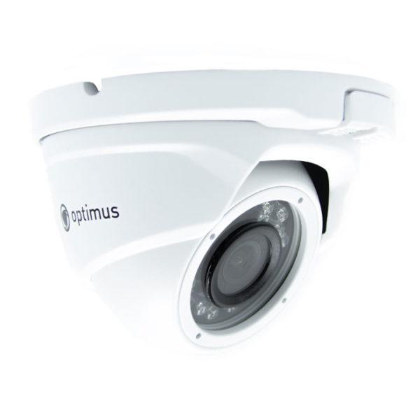 AHD видеокамера Optimus AHD-H042.1(2.8)E_V.2