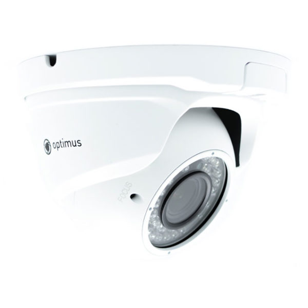 AHD видеокамера Optimus AHD-H042.1(2.8-12)I