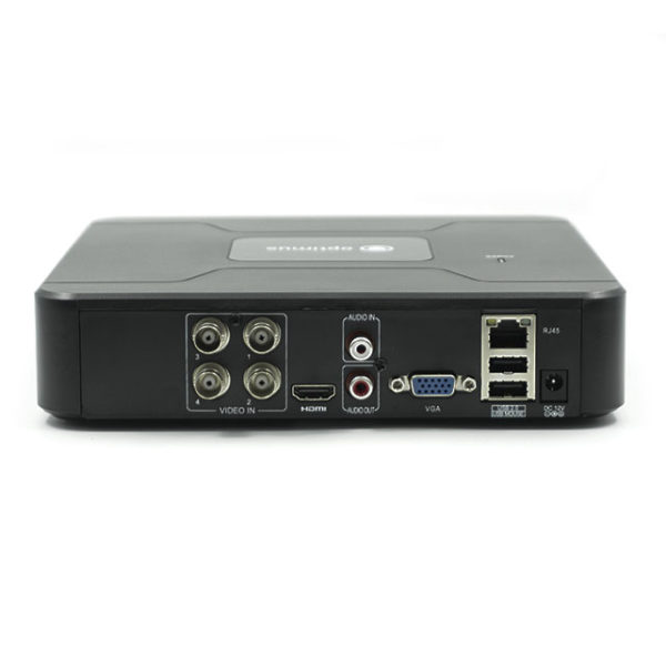 Гибридный видеорегистратор Optimus AHDR-2004HLE_v.1